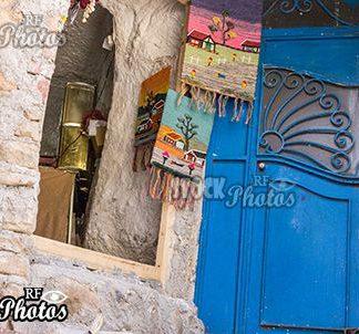 historical village kandovan iran