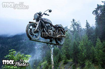 motorcycle & Motorrad